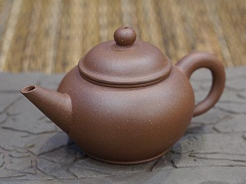 紫砂壺, 水平壺 (癸巳,底糟青,130ml)