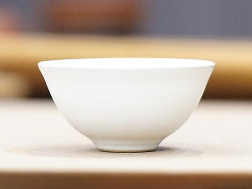 陶作坊│陶 靚白 品茗杯