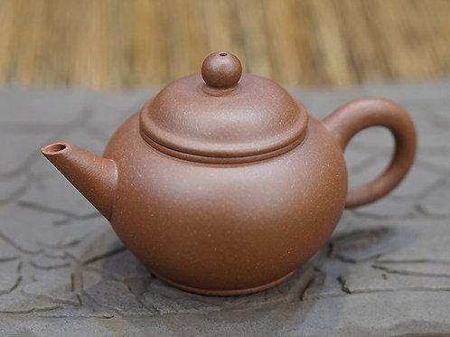 紫砂壺, 水平壺 (癸巳,底糟青,90ml)