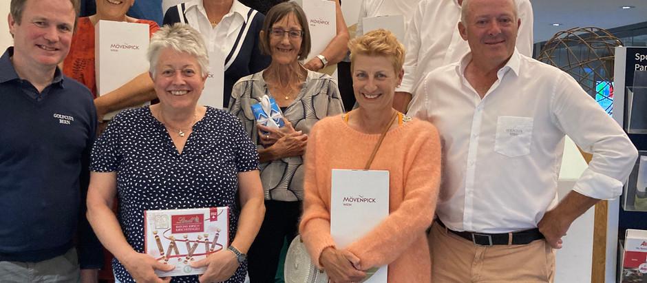 Ladies & Senioren-Turnier vom 03.08.2021