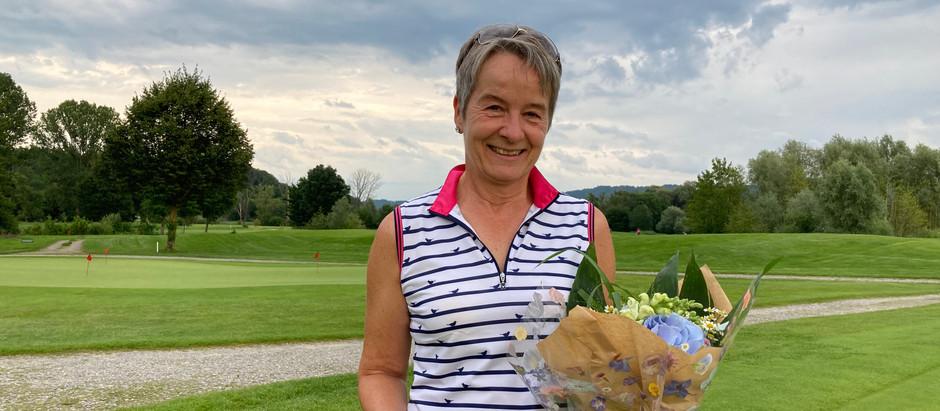 Doris Di Carlo ist Ladies Sektionsmeisterin 2021