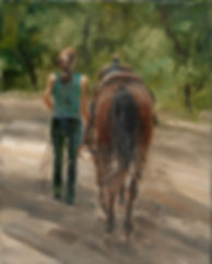 Norma Painting Horse.jpg