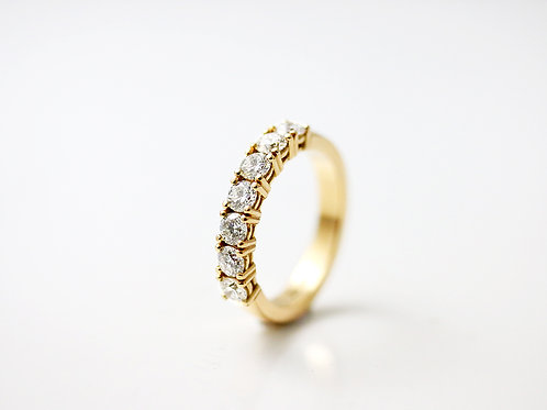 ALLIANSRING 0,91ct