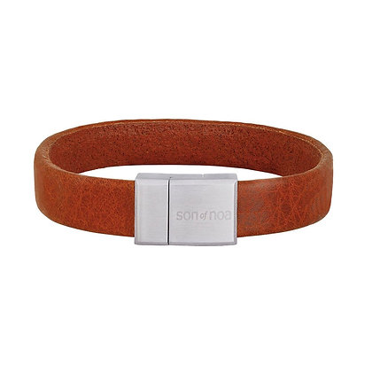 SON bracelet calf leather 12mm
