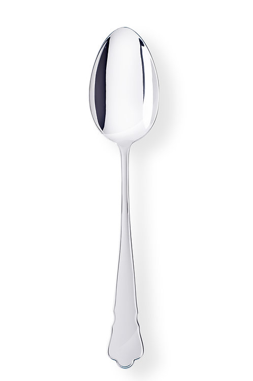 Chippendale matsked silver - 20,5 cm