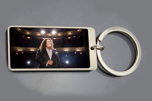 In the Theatre Keychain