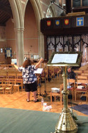 Recording Tenore