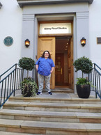 Jonathan Antoine at Abbey Road Studios