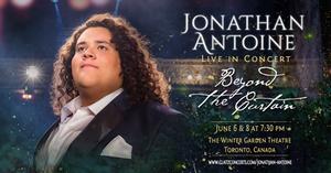 Jonathan Antoine Concert in Toronto