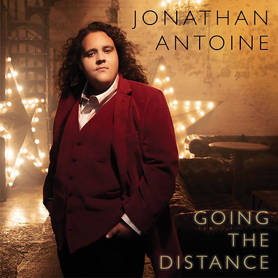 Jonathan Antoine Going the DistanceAlbum