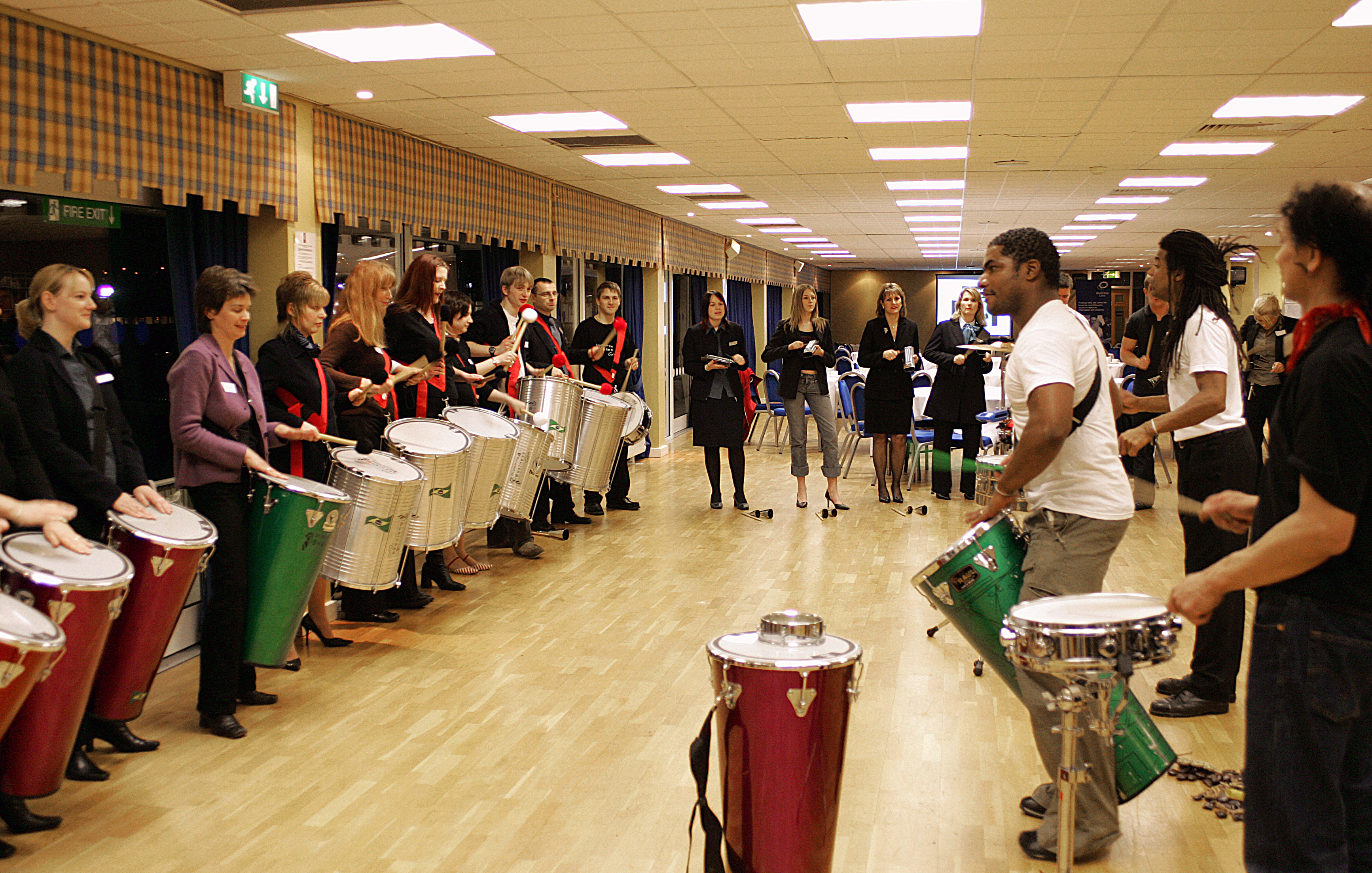 Drumming 4 Business
