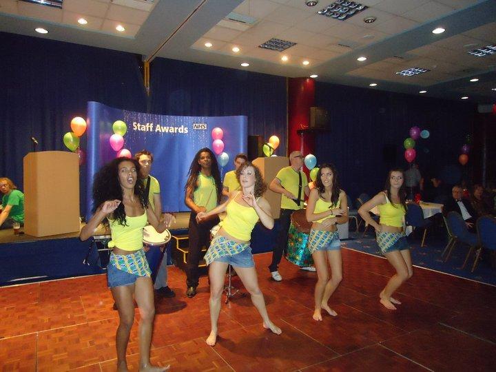 papaJACA dancers