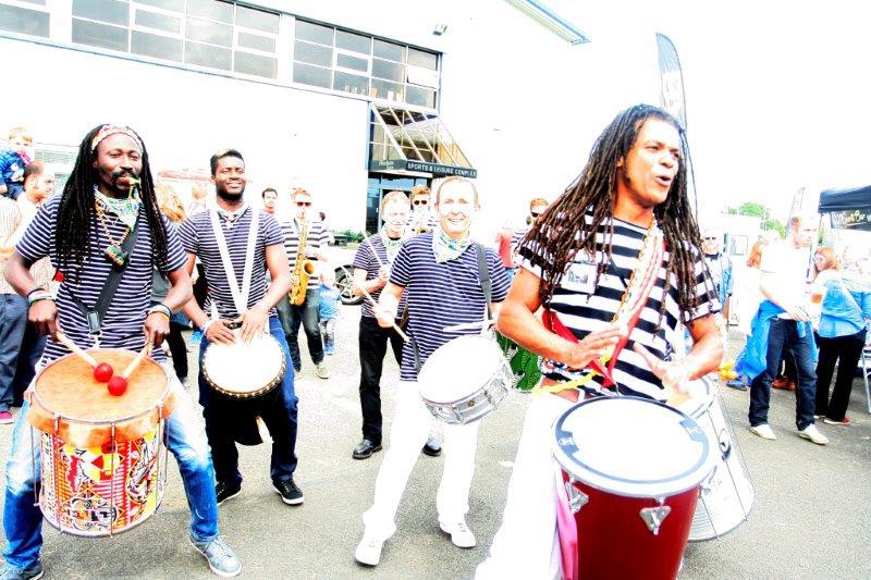 papaJACA Percussion