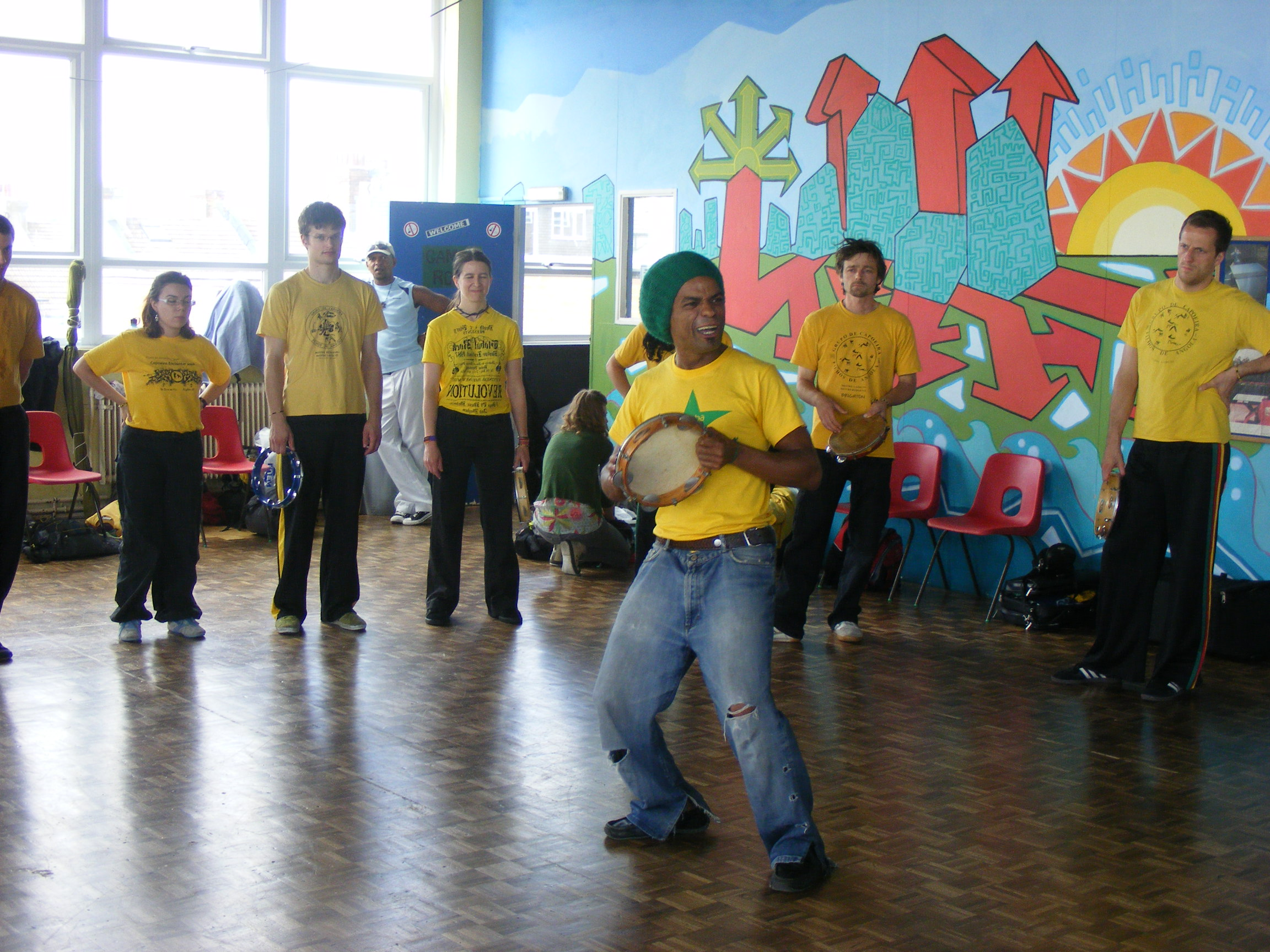 Capoeira Filhos de Angola