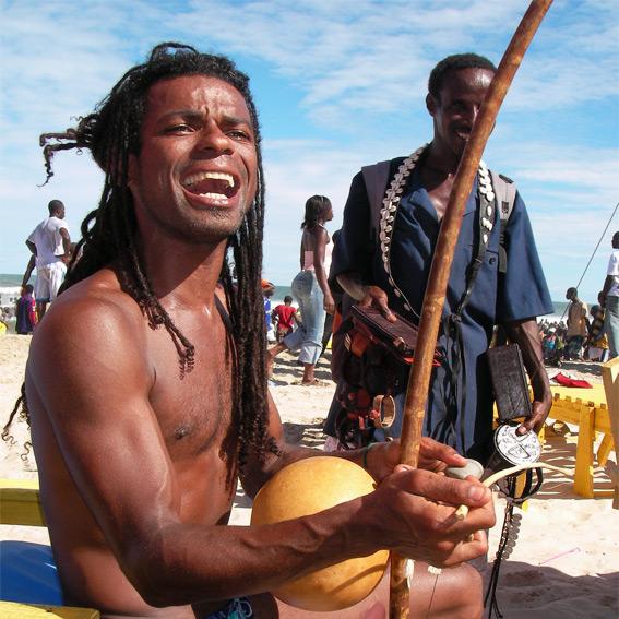 Berimbau na Africa, Ghana