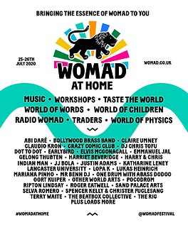 Womad at HOME
