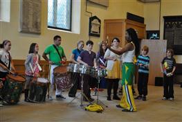 Samba Workshops