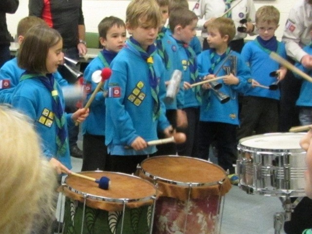 Scouts in York