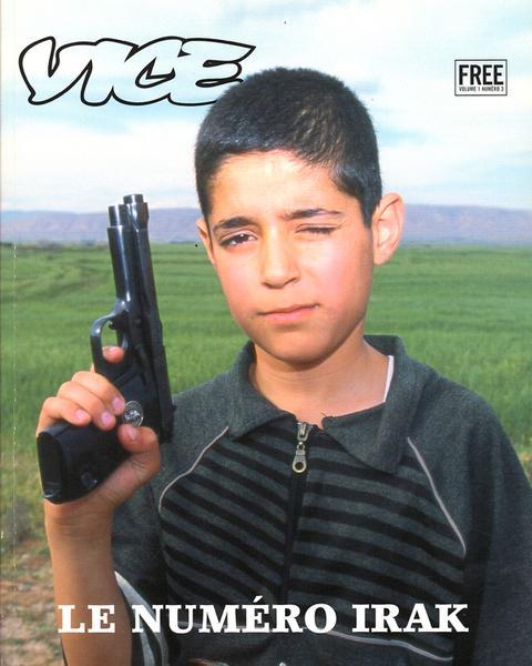 Le numéro Irak