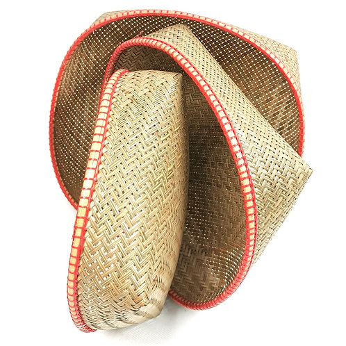 Basket set of 3 pcs (Red)