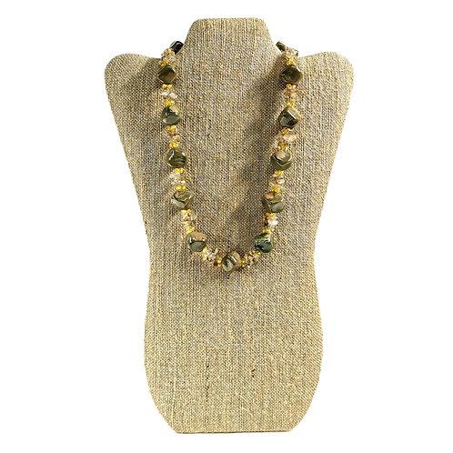 Necklace -Ceramic