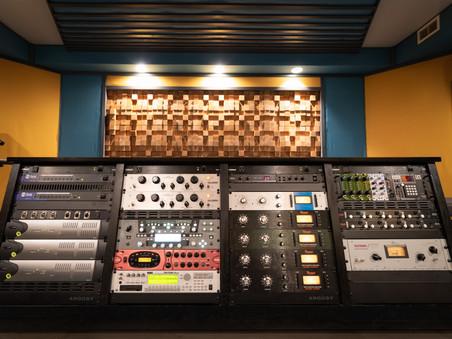 Control Room Producer Rack