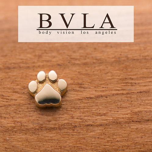 BVLA Flat Dog Paw