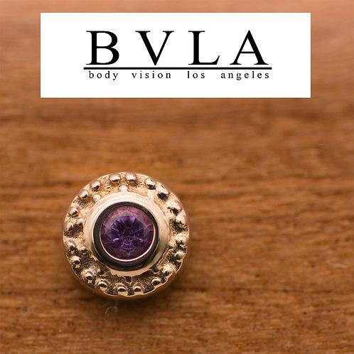 BVLA Mini Nanda With Genuine Gem Cut Stone