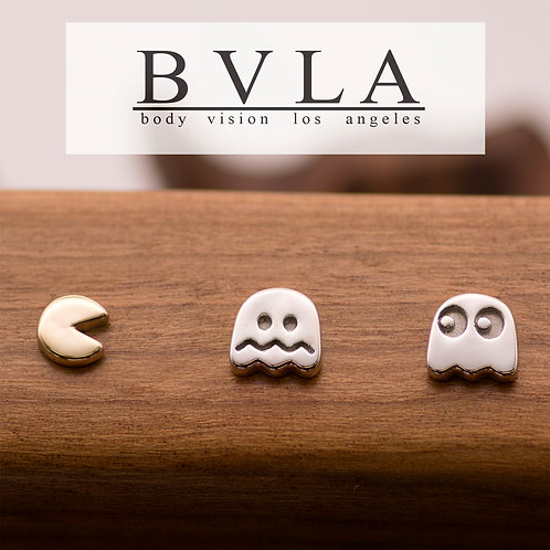 BVLA Scared Ghost
