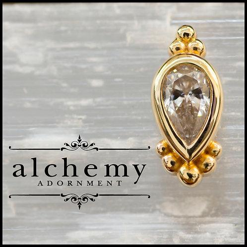 Alchemy Adornment Amrit with Swarovski Crystal
