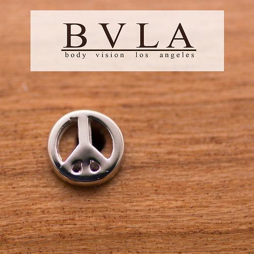 BVLA Peace Sign