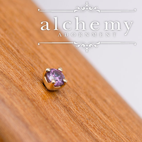 Alchemy Adornment Prong Set 2.5mm Swarovski Crystal