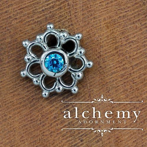 Alchemy Adornment Krystal with 2mm Swarovski Crystal