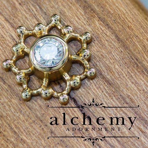 Alchemy Adornment Krystal with 3mm Swarovski Crystal