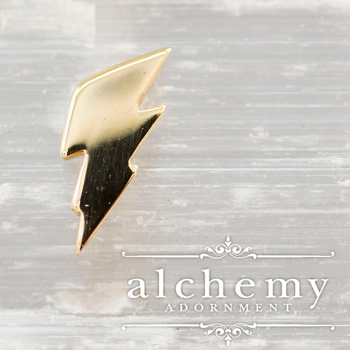 Alchemy Adornment Lightning Bolt
