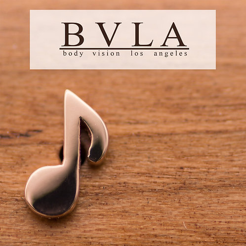 BVLA Music Note