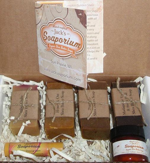 Christmas sample box