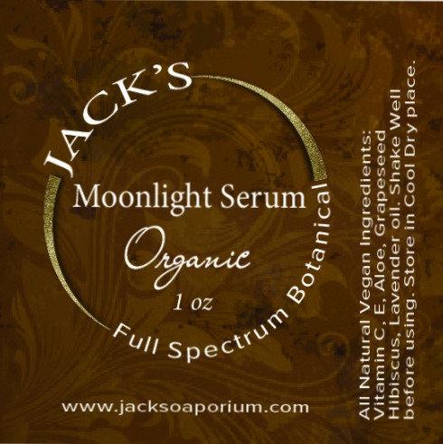Jack's Soaporium Midnight Serium