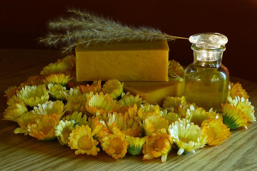 Shea Butter Soap - Calendula