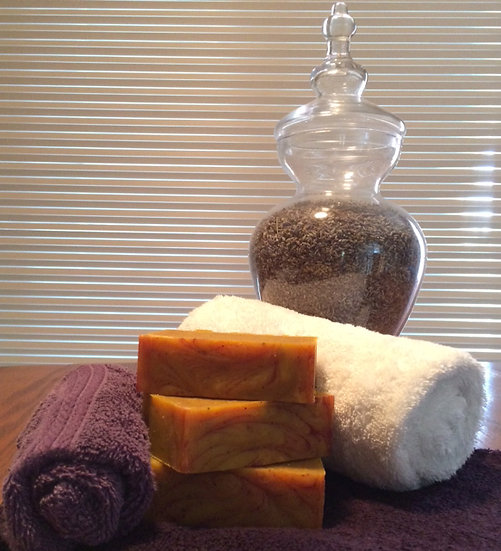 Shea Butter Soap - Lavender