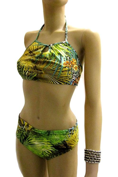 Paixão no. 114 - High Neck and High Waisted Bikini