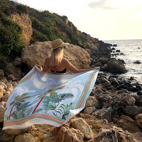 Canga - Pareo Beach Towel - Paixao Fruit No. 4