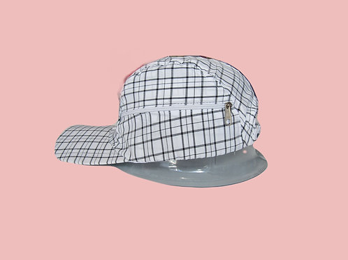 Checkered color Cap - Paixão 2