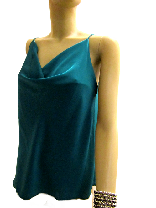 Sleeveless Top Blue - Paixao no. 9
