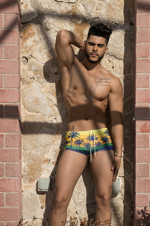 Brazilian Swimming Shorts / Trunks  - Sunga Paixão no. 27