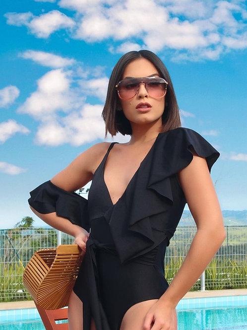 Elegant  & Stylish Swimsuit Body Suit -  Paixao 414