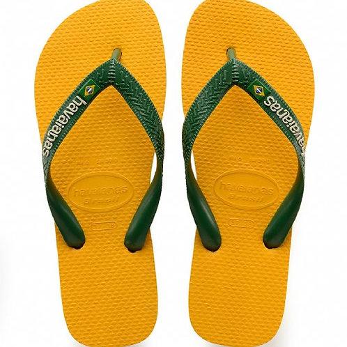 Brasil Havaianas Men's  Flip Flop