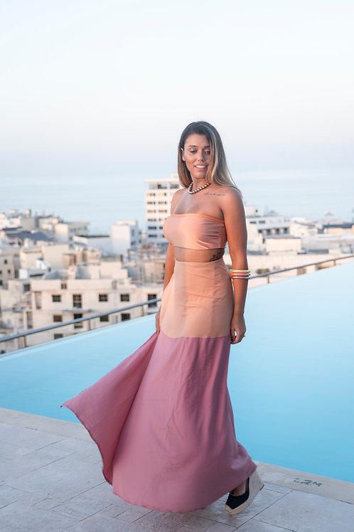 Paixão Beach Cover Up no. 9 - Long Skirt