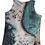 Thumbnail: Sleeveless Men's T-Shirt with Ocean Print  - Paixao no.13