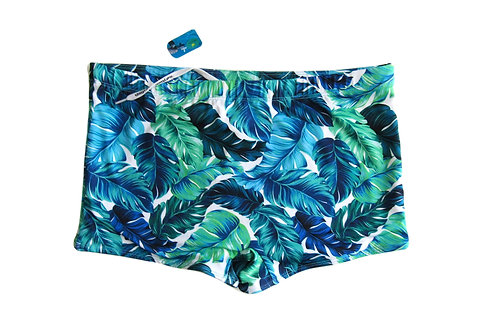 Brazilian Men's trunk with colorful print - Sunga Paixão no. 11